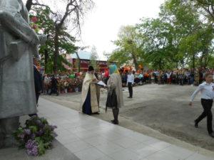 Мероприятия ко Дню Победы прошли в Новоблагодарном
