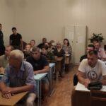 В Острогорке прошёл большой казачий круг